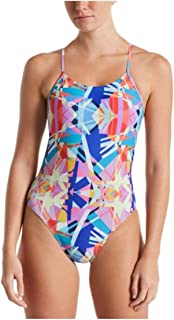 Nike Prisma Punch Cut-Out One Piece