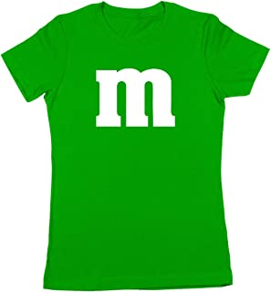 Best iron on m&m logo Reviews