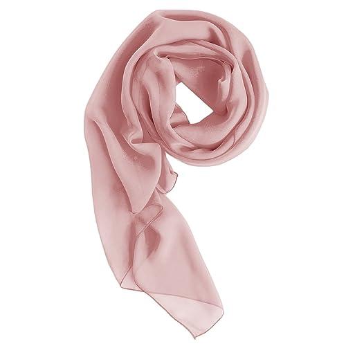Dresstells, Femme pashmina châle écharpe étole en mousseline polyester  printemps été 63b81377cd4