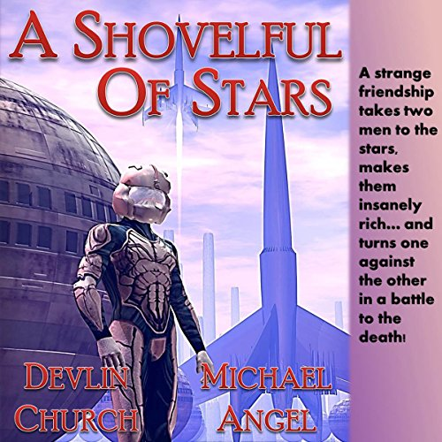 A Shovelful of Stars audiobook cover art