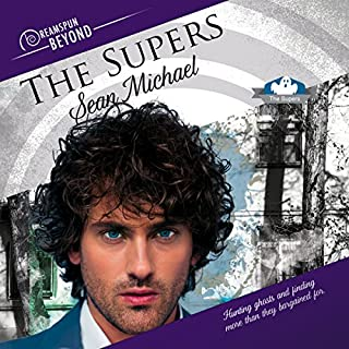 The Supers audiobook cover art