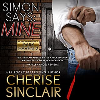 Simon Says: Mine audiobook cover art