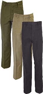 waterproof moleskin trousers