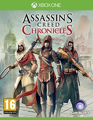 Bester der welt XBOX ONE Assassins Creed Chronicle (China, Indien, Russland) PEGI UK Multi