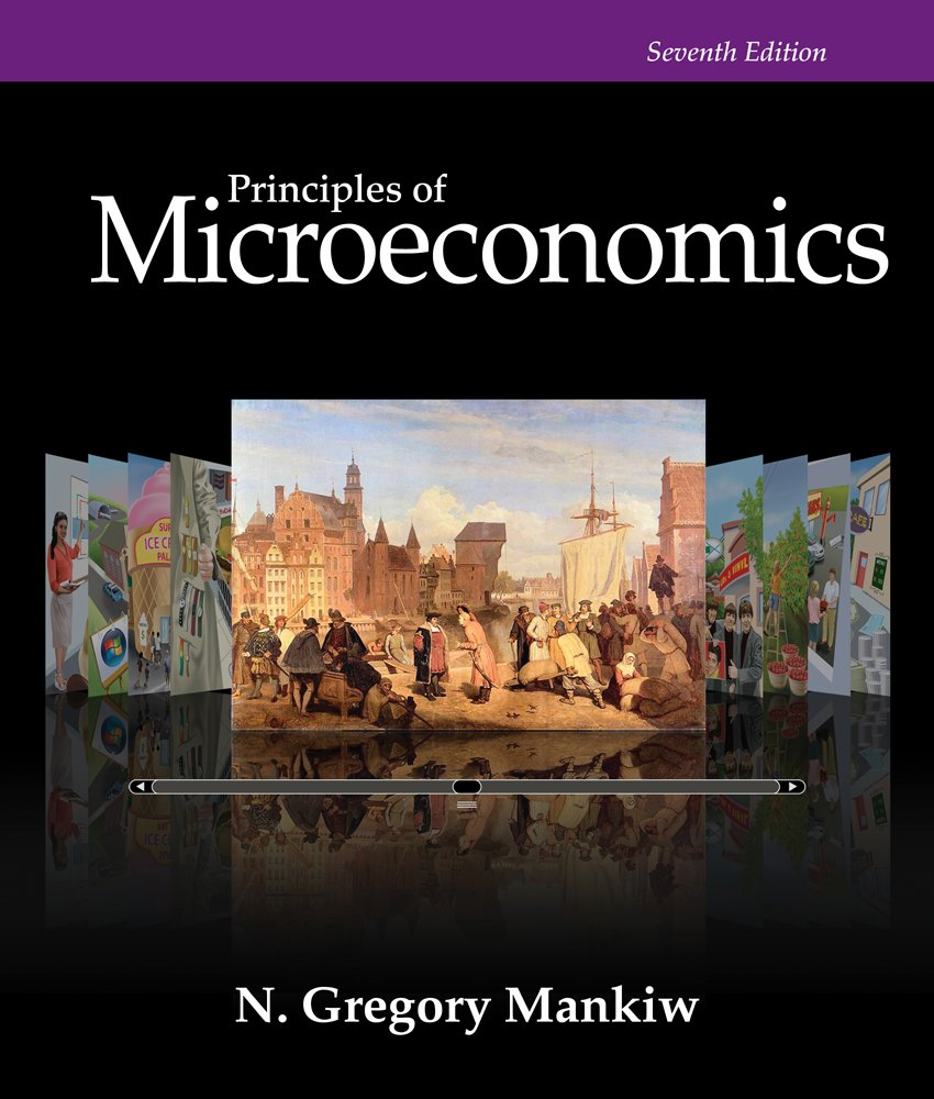 Download Study Guide For Mankiw's Principles Of Microeconomics, 7th 