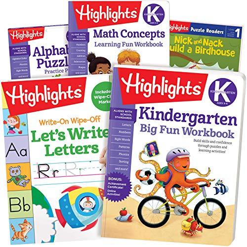 Highlights School Success Pack Kindergarten
