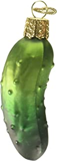 Best glass christmas pickle ornament Reviews
