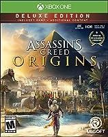 Assassin's Creed Origins - Deluxe Edition (輸入版:北米) - XboxOne