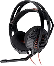 Plantronics Rig 505 Lava 3.5mm Connector Circumaural Headset