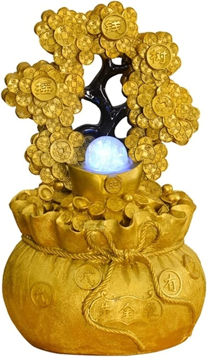 Long Beach Mall ZPEE Feng Shui Fixed price for sale Fountain Lucky Desktop Flowing Creative