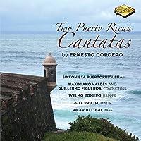 Two Puerto Rican Cantatas by Sinfonieta Puertorriquena