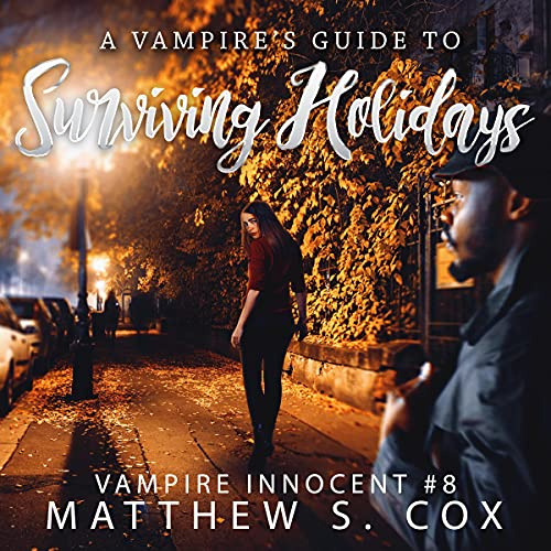 A Vampire's Guide to Surviving Holidays cover art