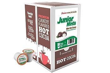 Tootsie Roll Junior Mints Hot Chocolate
