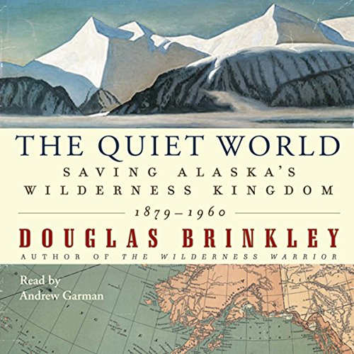 The Quiet World audiobook cover art