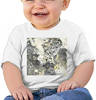 Infant Toddler Kids Animal Lynx with Glasses and Bow Hipster Portrait Vector Illustration Tee Summer Tops