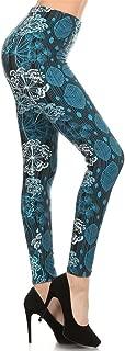 Women's Ultra Soft Printed Fashion Leggings BAT17