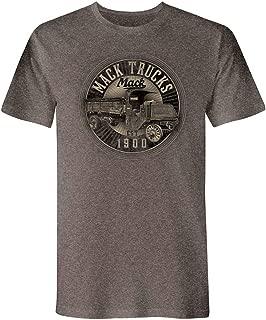 MACK TRUCKS Est Wooden Wheels T-Shirt