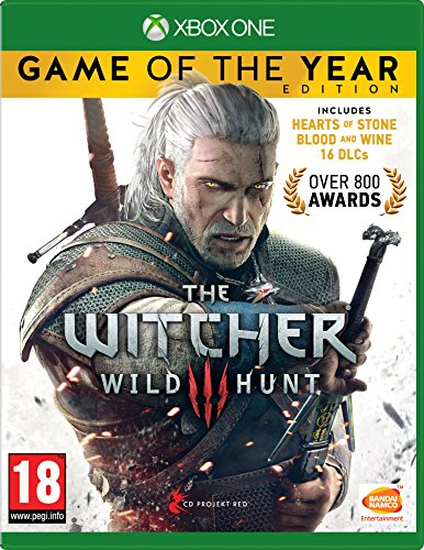 CD Projekt Witcher 3: Wild Hunt - GAME OF THE YEAR XBOX One