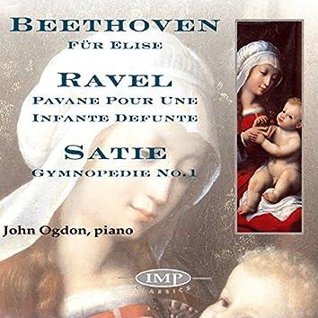 Beethoven: Fur Elise - Ravel: Pavane Pour une Infante Defunte