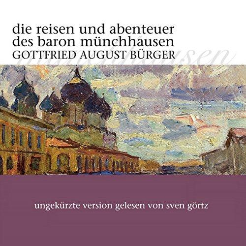 Die Reisen und Abenteuer des Baron Münchhausen cover art