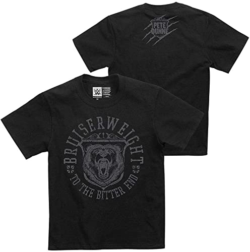 discount WWE Pete Dunne online sale Bruiserweight Bear discount Youth Authentic T-Shirt online sale