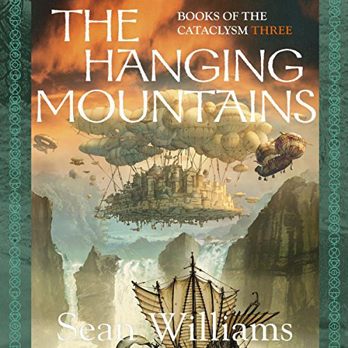 The Hanging Mountains audiobook cover art