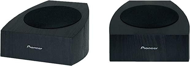 Pioneer SP-T22A-LR Add-on Speaker designed by Andrew Jones for Dolby Atmos,Black