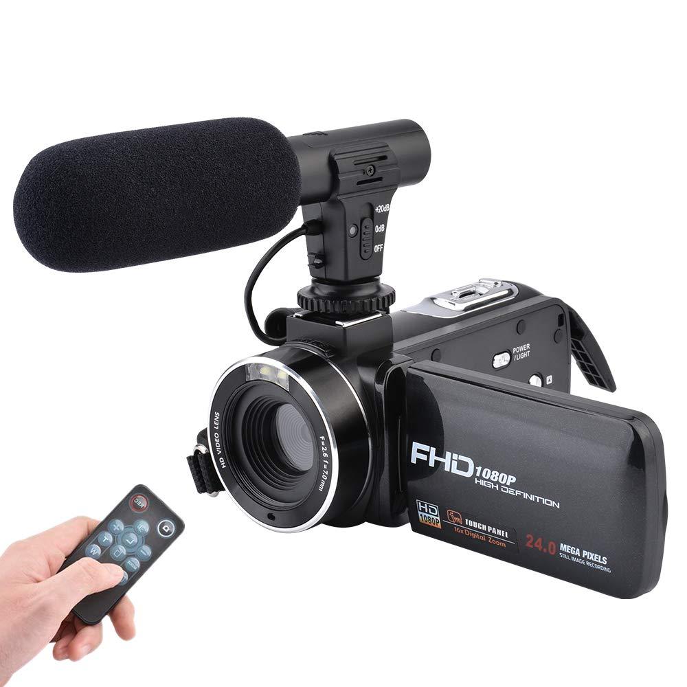 Camcorder CamKing External Microphone Recorder