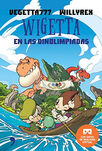 Wigetta Dinolimpiadas + Gafas VR (4You2)
