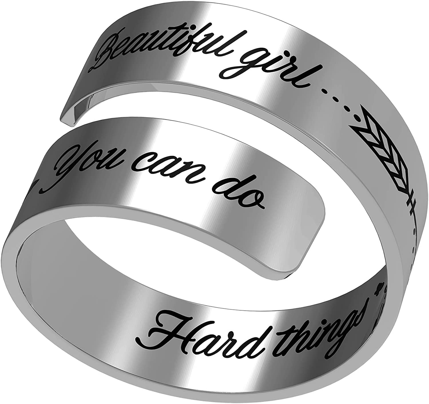 Women Max 52% OFF Inspirational Bracelets Ring Suit Gifts Max 42% OFF Best Friend Pe for