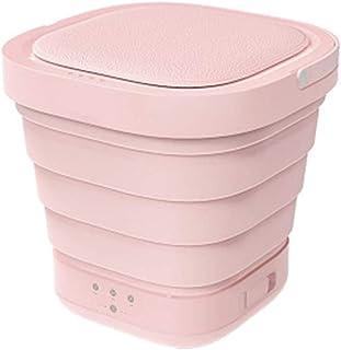 Mini machine à laver pliable portable mini machine à laver pliante baignoire de buanderie de base vêtements automatiques l...