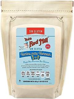 Bob´s Red Mill, Harina para hornear 1 a 1 sin gluten, 623 gramos