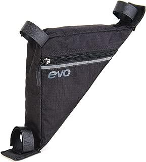 Evo E-Cargo Triangle Bicycle Frame Bag (Black)