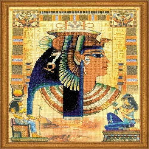 RIOLIS Award-winning store 0046 PT - Cleopatra Counted x Cross 11¾