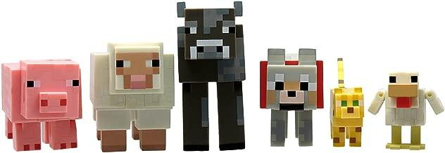 Minecraft- Animal 6 -Pack