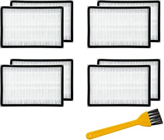 Yours 8-Pack Compatible with Kenmore 86889,EF-1 Hepa Filter and Also Compatible with Panasonic MC-V199H
