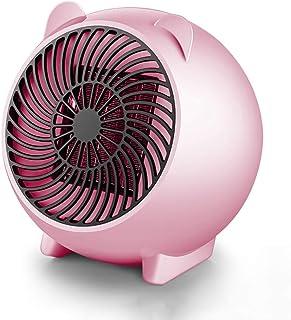LRR Calefactor de Aire Caliente,Portátil Personal para Cuarto/Baño/Oficina,