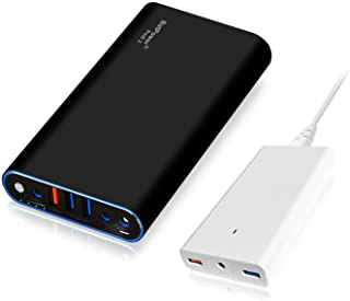 BatPower ProE 2 EX7B 98Wh Laptop Power Bank Compatible with MacBook Pro Air External Battery Portable Charger with 120W Sl...