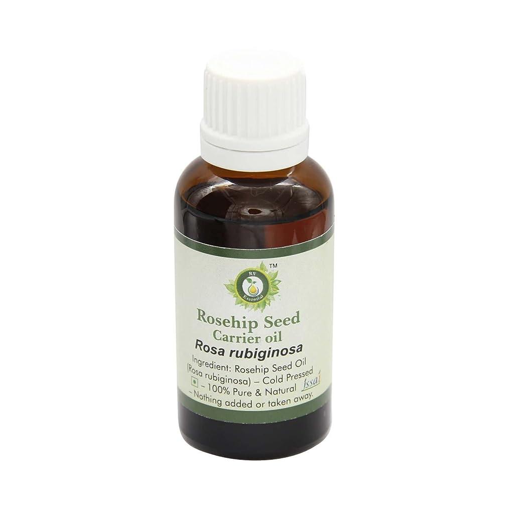 セメント用心深い未来R V Essential ピュアローズヒップシードキャリアオイル630ml (21oz)- Rosa Rubiginosa (100%ピュア&ナチュラルコールドPressed) Pure Rosehip Seed Carrier Oil