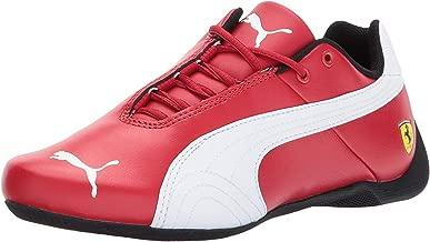 PUMA Kids' Ferrari Future Cat Sneaker