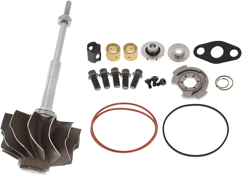 labwork Turbo Rebuild Kit 13 Rep Blade Wheel Daily bargain Bargain sale 717079-0034 Turbine