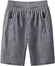 Frauit Classic Oversized shorts voor heren, strandbroek, zwembroek, zwemshort, zwemshort, sneldrogend, casual, sport, kort...