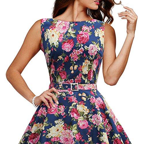 'Audrey' Vintage Divinity Kleid im 50er-Jahre-Stil - 3