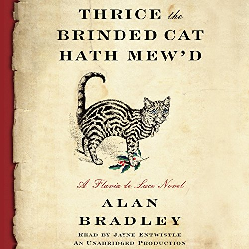 Thrice the Brinded Cat Hath Mew'd audiobook cover art