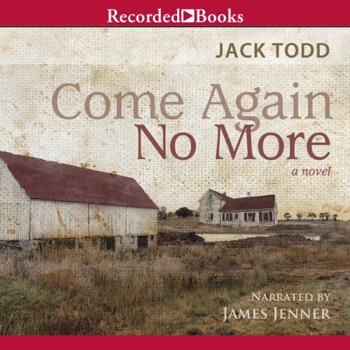 Come Again No More audiobook cover art