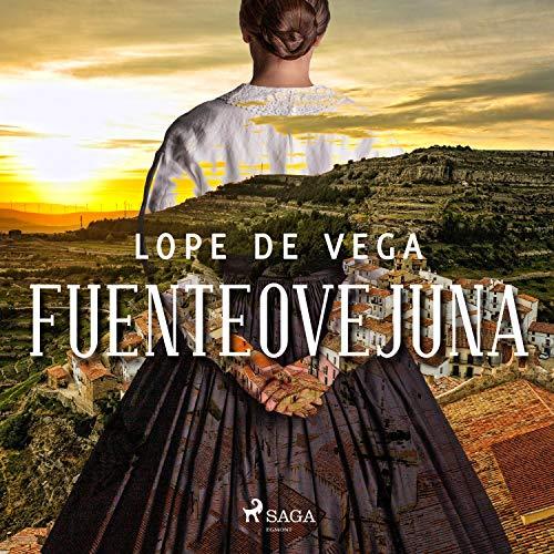 Diseño de la portada del título Fuenteovejuna