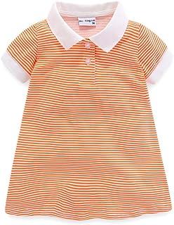 3 Pearls Designs Little Girls Black Neon Pink Eat Sleep Gymnastics Tee 3-6X