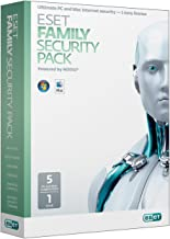 ESET Family Security Pack - 5 User