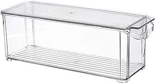 ROSEBEAR Réfrigérateur Boîte de Rangement Des Aliments Contenant Des Aliments en Plastique avec Couvercle pour Armoire de ...