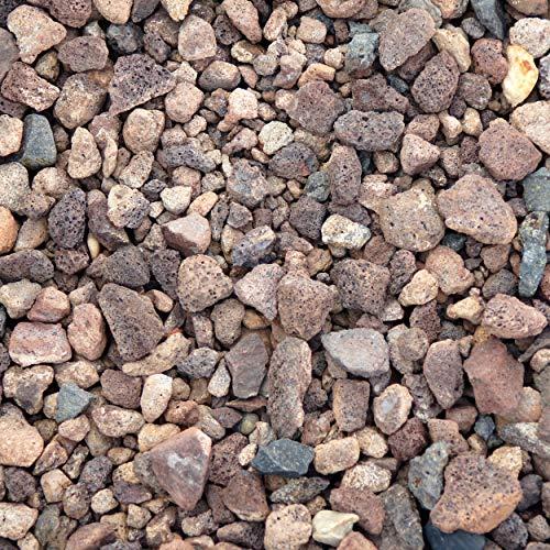 Lavamulch rot-braun 8-16 a 25 l